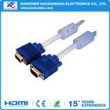 1m Außendurchmesser 8.0mm HD 15 P.M. zum M VGA-Kabel