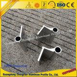 Profil anodisé Extrusion aluminium Charnière pour portes et fenêtres Mobilier ou Construction