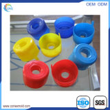 Fechamentos de frasco plásticos da tampa plástica dos produtos