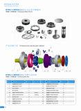 Ms&Mcrの油圧モーターのための回転子アセンブリ