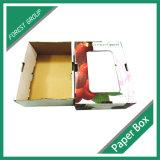 Boîte de papier à fruit d'emballage de caisse de fruits frais