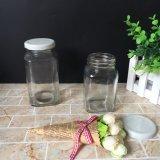 [13وز] زجاجيّة طعام مرطبان [380مل] مع [تويست-وفّ] أغطية