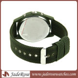 Montre-bracelet d'alliage du quartz des hommes de mode de sport de promotion