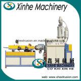 Single-ScrewおよびSingle-Wall波形のプラスチック押出機機械管の生産ライン