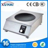 Cocina de alto voltaje de la inducción con la estufa de gas 3300W