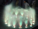 Ventilator-vorm Fontein van de Tuin van het Water van de Nevel van de Pijp de Openlucht
