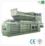 Horizontale überschüssige Plastikpresse-Maschine