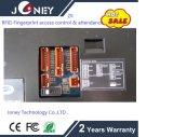 Opkomst van de Tijd van de Vingerafdruk van Zk de Biometrische met de Printer van het Registreertoestel (jYF-Iclock580)