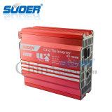 Inversor da potência solar do laço da grade de Suoer 24V 220V 600W (GTI-H600B)