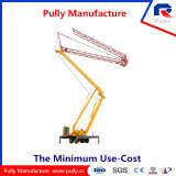 Нагрузка изготовления шкива максимальная поднимая кран башни 6 тонн складной передвижной (MTC2030)