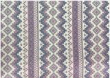 Couro artificial do plutônio do Glitter nacional do estilo do vento para sapatas, sacos, mobília, decoração (HS-Y95)