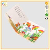 Libros de niños coloridos del Hardcover de la impresión de la talla de encargo de la alta calidad