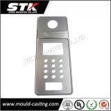 Zink-Legierung Druckguss-Panel für Elektronik-Zubehör (STK-14-Z0075)