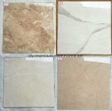 良質の建築材料の磁器のタイル80X80の白い程度大理石の石の床タイル