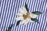 方法女性の衣服のための長い袖の上のブラウス