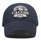 昇進の組み立てられた刺繍の野球帽