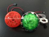 Indicatore luminoso programmabile di RGB LED dell'indicatore luminoso di sorgente di punto del nuovo prodotto 12LEDs SMD5050 LED