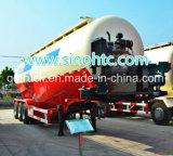 아주 새로운 중국 반 시멘트 탱크 트레일러