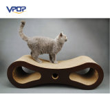 熱販売8の形猫のScratcherスクラッチボードの製造業者