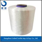Filé 100% régulier de rétrécissement de ténacité élevée de polyester 1500d/192f