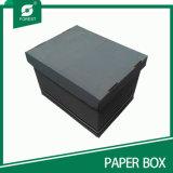 Коробка хранения игрушки фабрики высокого качества Corrugated Пущей Упаковкой (ПУЩА ПАКУЯ 023)