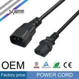 Sipu CCC/Ce/RoHS anerkanntes Extensions-Kabel der Energien-C13-C14