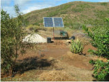 1.5kw automatische ZonnePomp voor het Pompen van het Water
