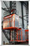 Gaoli 96m/Min 속도 Sc200/200 건축 호이스트