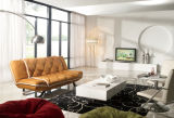 Disegni della base di sofà del tessuto della mobilia