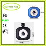 Mini indicador de 1.8 polegadas câmera do traço de 120 graus