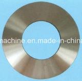 Couteau circulaire de feuille de cuivre pour la machine de fente