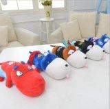 Het Stuk speelgoed van de Hond van de Pluche van de douane