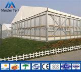 Grande tenda esterna del partito della tenda foranea di cerimonia nuziale della tela di canapa per un evento delle 300 genti