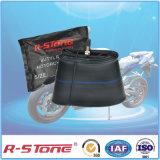 Chambre à air butylique de moto chaude de la vente 3.00-18 de la Chine