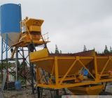 Chinese Concrete het Mengen zich van de Goede Kwaliteit Installatie