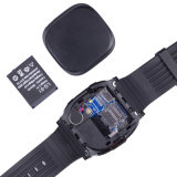 2017 het Slimme Horloge van Bluetooth van de Camera van de Groothandelsprijs T8 SIM voor Androïde Ios