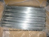 Fabrication 12 ans de câbles rectilignes Straight Wire / Hard Drawn Straight PVC Coated Cut Wire