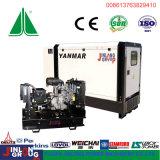 일본 Yanmar 엔진에 의해 강화되는 디젤 엔진 발전기 세트