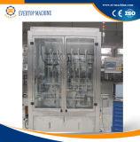 máquina de enchimento automática do petróleo de amendoim 3in1