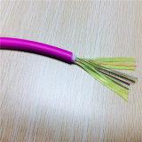 144 C Intérieur LSZH Tight-Buffer distribution Fiber câble optique