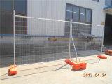 Frontière de sécurité provisoire galvanisée de clôture de garantie de l'Australie (XMM-170623)