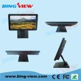 """ pantalla de monitor de escritorio capacitiva descriptiva Point of Sales del tacto 15 con USB/RS232"