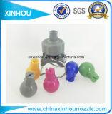 Gicleur industriel de réservoir de nettoyage de gicleur de jet de peinture de bride