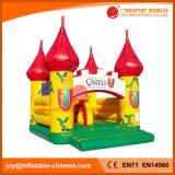 Gorila de salto del castillo de la palmera inflable para el parque de atracciones (T1-521)