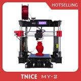 impressora 3D plástica para a impressão rápida do protótipo 3D das companhias da impressora de China 3D