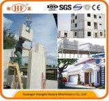 Linha de produção da placa de gipsita/máquina de pouco peso do painel de parede