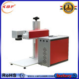 20 30W/50W Extraposition 빛 경로 금속 휴대용 섬유 Laser 마커 기계에