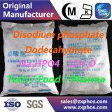 Fosfato de sodio de la categoría alimenticia de Na2po4.12H2O dibásico