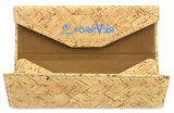 Th16068 New Design Quality Sunglasses Fall, Wooden Imitation Pattern Box für Sunglass