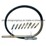 Китайский тип длина конкретных вибромашин 6m